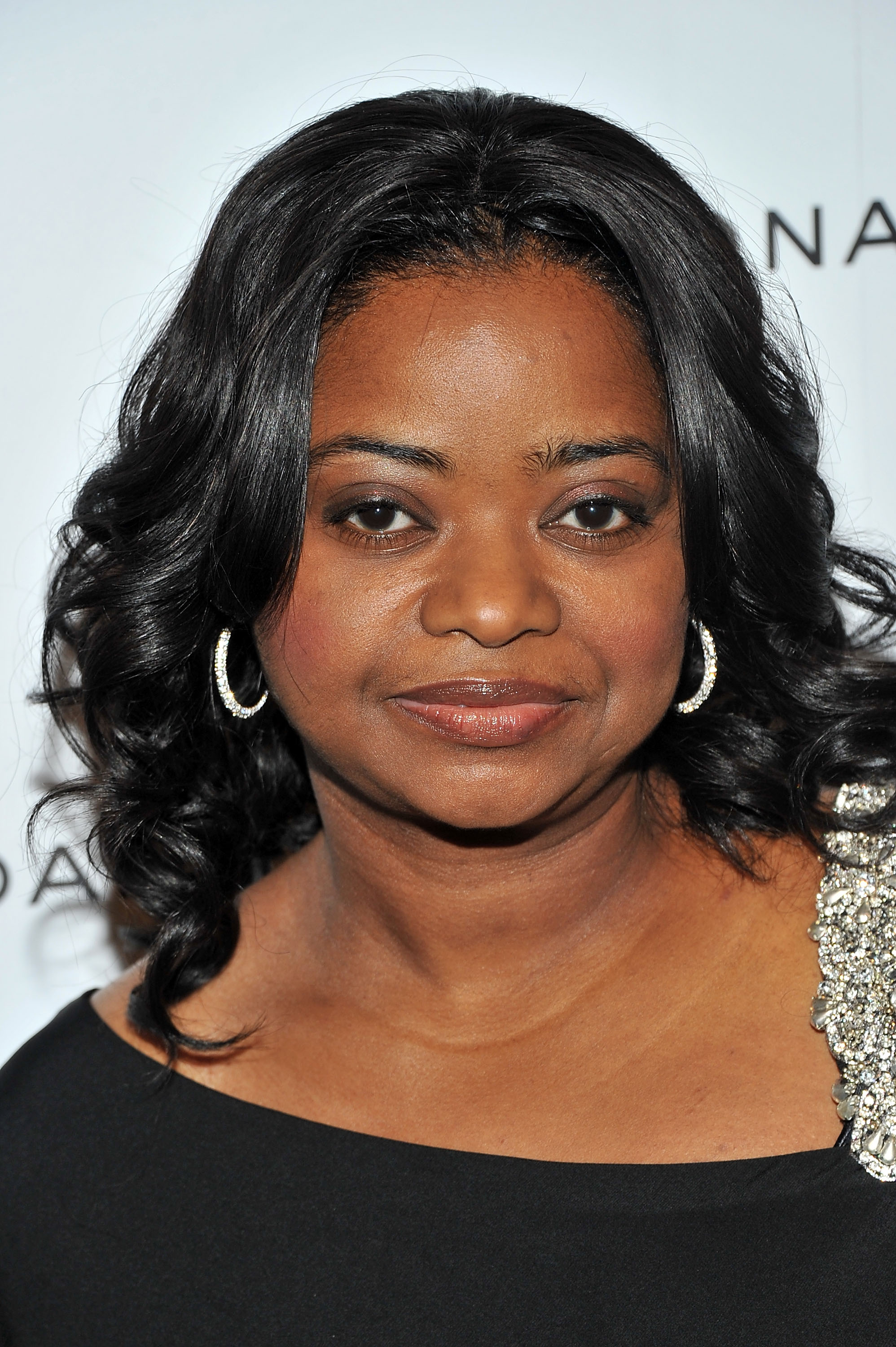 Octavia Spencer was at the Critics' Choice Movie Awards.