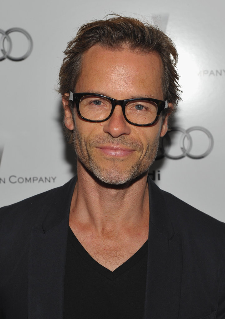 Guy Pearce partied with Audi and the Weinstein Company for award show season.
