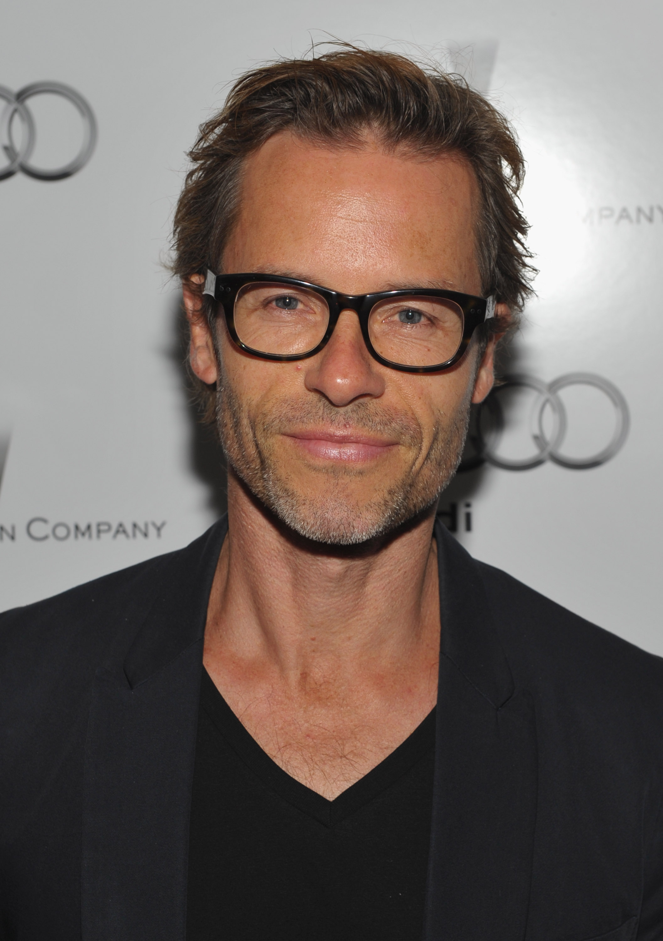 Guy Pearce partied wit...