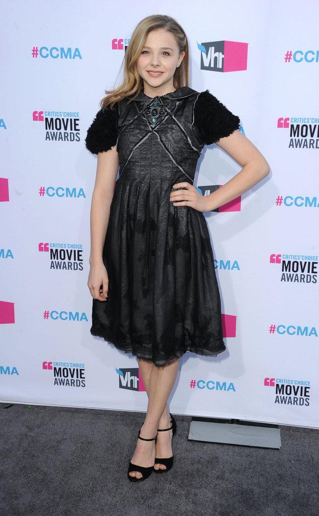 Critics' Choice Awards Style