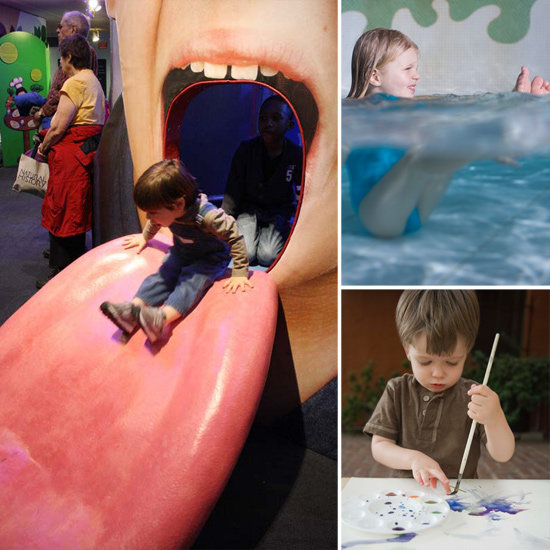 Beat the Chill: 5 Indoor Activities For Tots