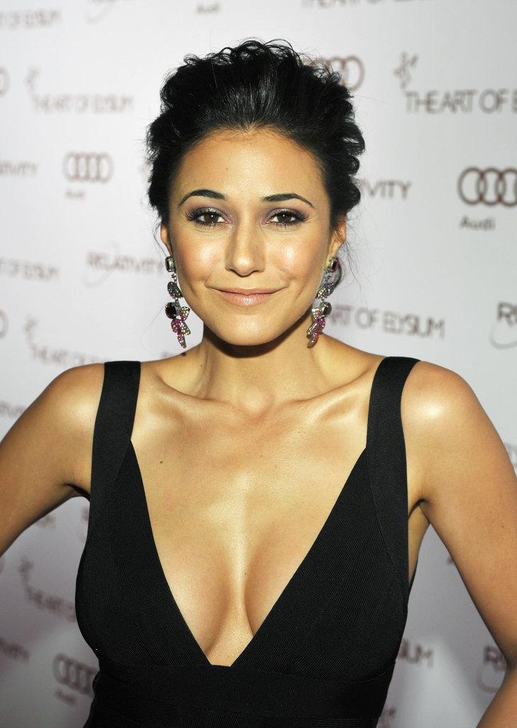 Emanuelle Chriqui