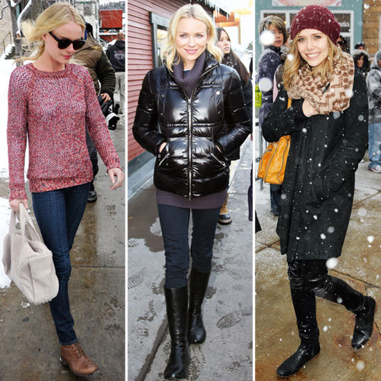 Celebrity Style At The Sundance Film Festival 2012 Popsugar Fashion