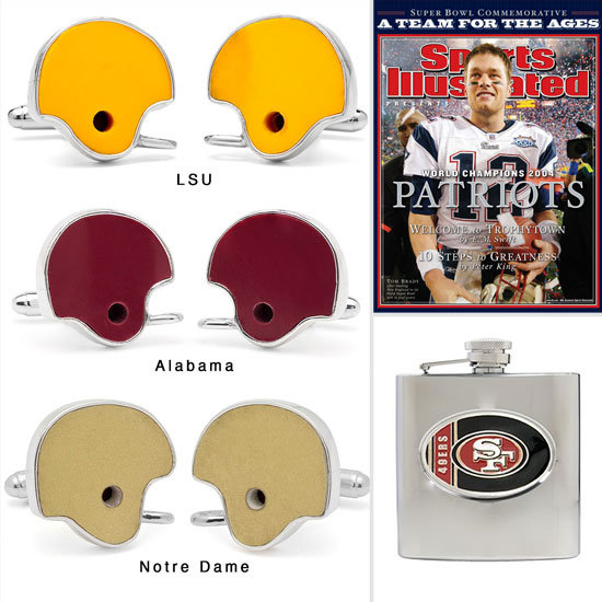 8 Football-Themed Gifts For Your Guy