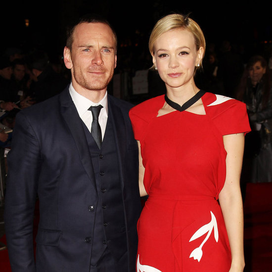 Carey Mulligan Michael Fassbender Film Critics' Circle Awards