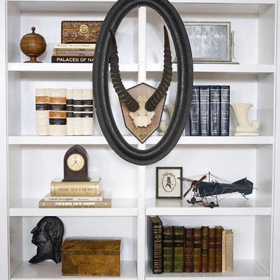 How to Organize and Style Your Bookshelves