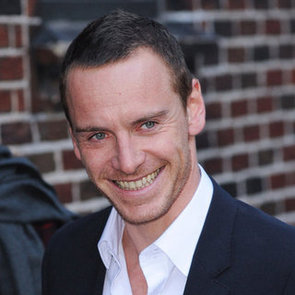 Michael Fassbender on David Letterman