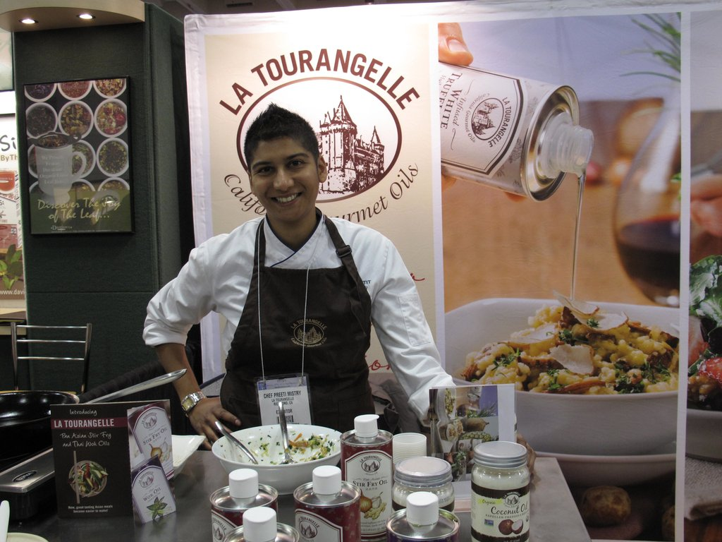Top Chef's Preeti Mistry