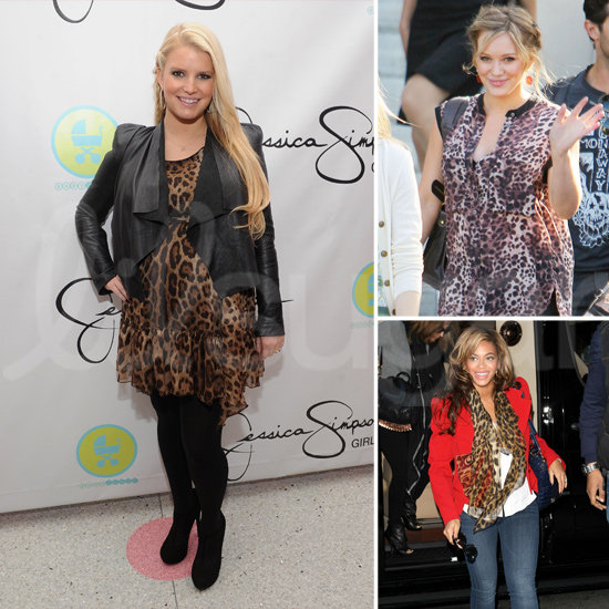 Wear the Wild Things Are: Celeb Maternity Fashions