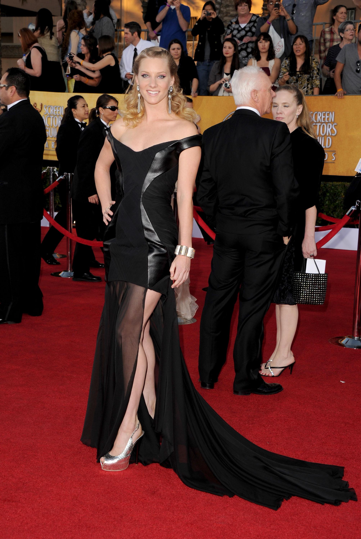 Heather Morris at the SAG Awards