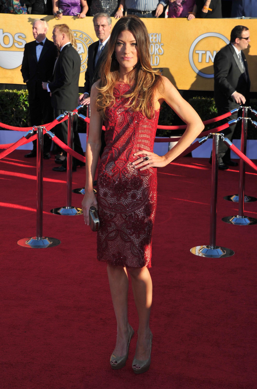 Jennifer Carpenter at the SAG Awards