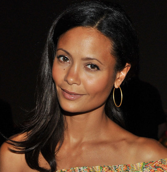 Thandie Newton Adds Turmeric to Her Foundation