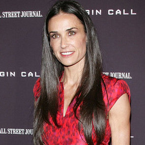 Demi Moore Seeking Professional Treatment For Stress and Exhaustion