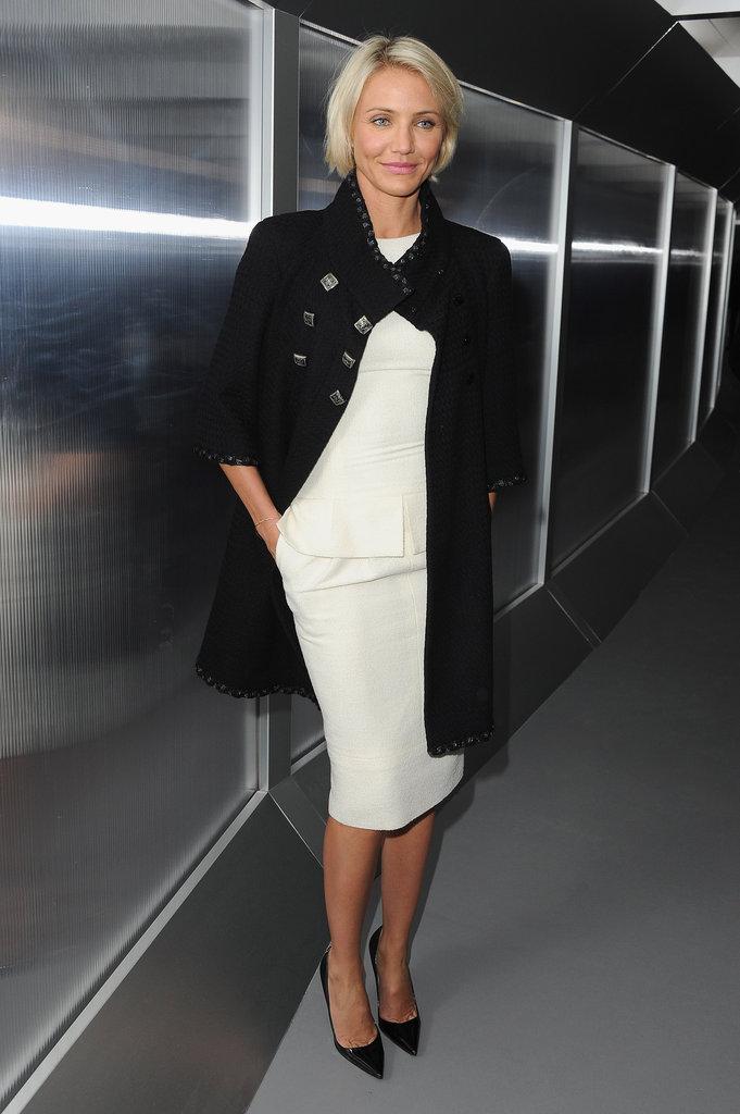 Paris Haute Couture Spring '12 Front Row