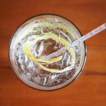 Gin and Tonic Alternative