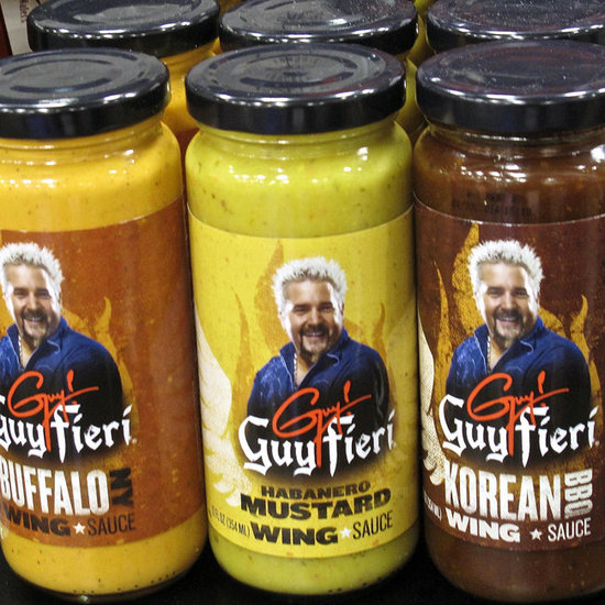 Guy Fieri Wing Sauces