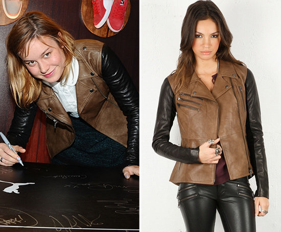 Two-Tone Leather Jackets