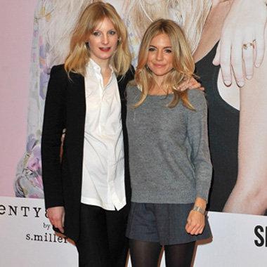 Sienna and Savannah Miller Twenty8Twelve Fashion Label