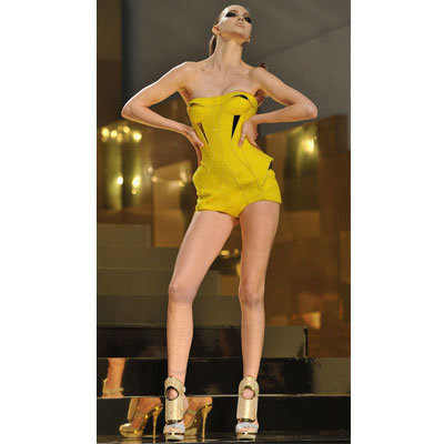 Haute Couture Shows Spring 2012 Quiz