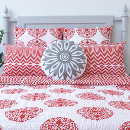 Allem Studio Bedding and Textiles