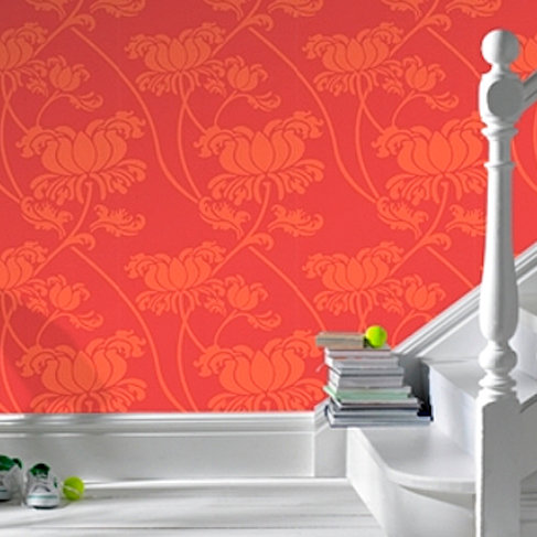 Orange Wallpapers Close to Tangerine Tango