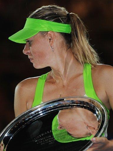 Victoria Azarenka is the 2012 Women's Australian Open Champion!