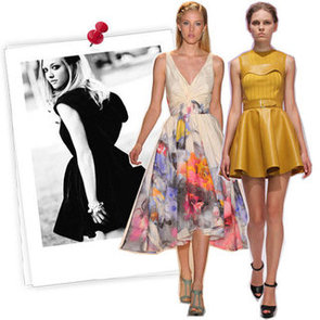 Fit and Flare Dresses Under $150