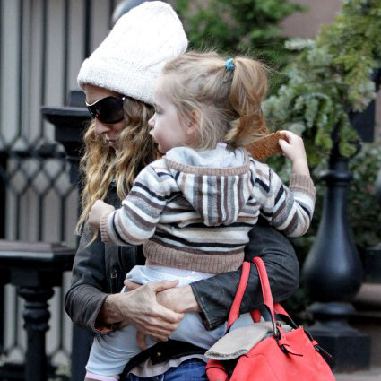 Sarah Jessica Parker Pictures With James and Loretta