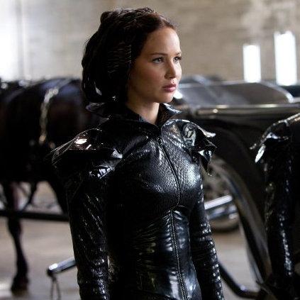 Katniss Everdeen's Hunger Games Opening Ceremony Makeup