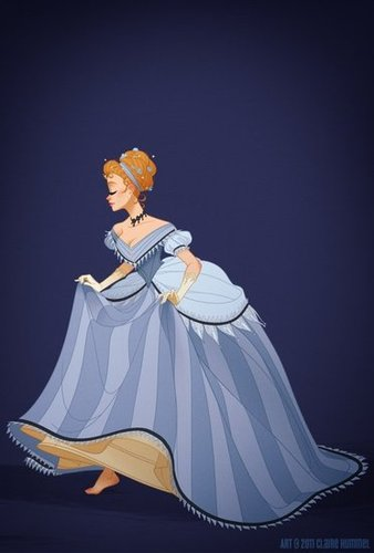 Historical Cinderella