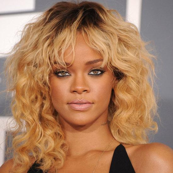 Rihanna at Grammys 2012