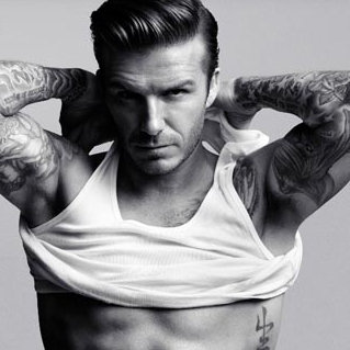 David Beckham's Underwear Ad For H&M