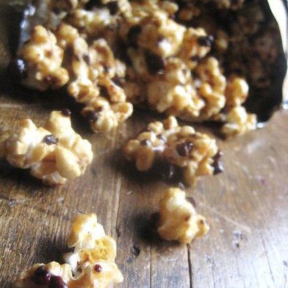 Cacao Nib Caramel Corn Recipe