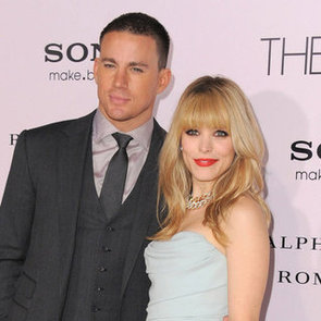 Rachel McAdams, Channing Tatum, Jessica McNamee, Teresa Palmer, Scott Speedman Pictures at The Vow LA Premiere