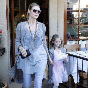 Celebrities and Their Children Pictures February 7, 2012