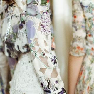 Erdem Florals Style Inspiration