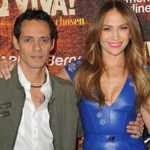 Jennifer Lopez, Marc Anthony on Ellen DeGeneres Show (Video)