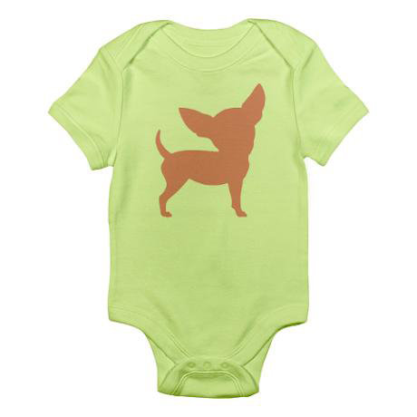 Chihuahua Infant Onesie