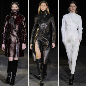 Review and Pictures of Alexander Wang 2012 Fall New York Fashion Week Runway Show