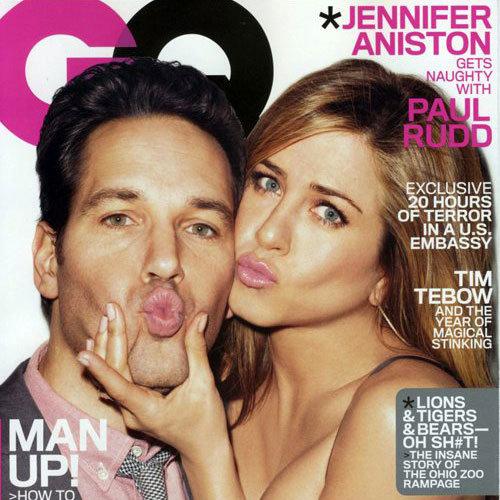 Jennifer Aniston Bra Pictures in GQ Magazine