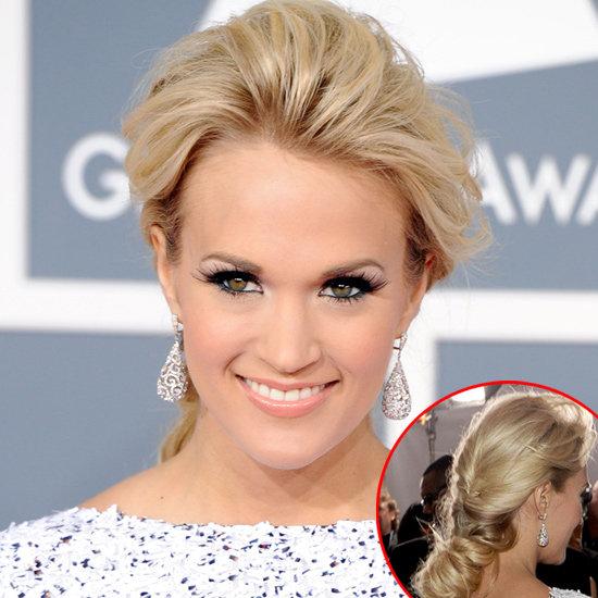 Carrie Underwood Makeup Carrie Underwood's Hai...