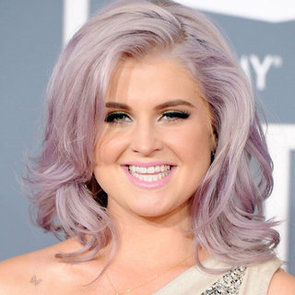 Kelly Osbourne's Hair and Makeup at the 2012 Grammy Awards