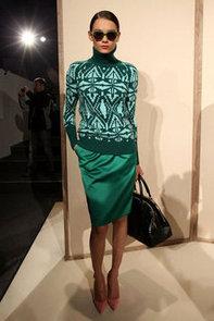 J.Crew Fall 2012 Presentation New York Fashion Week