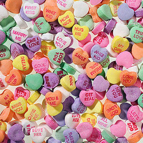 Conversation Candy Heart Colors