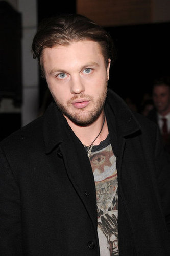 Michael Pitt went to Marc Jacobs.