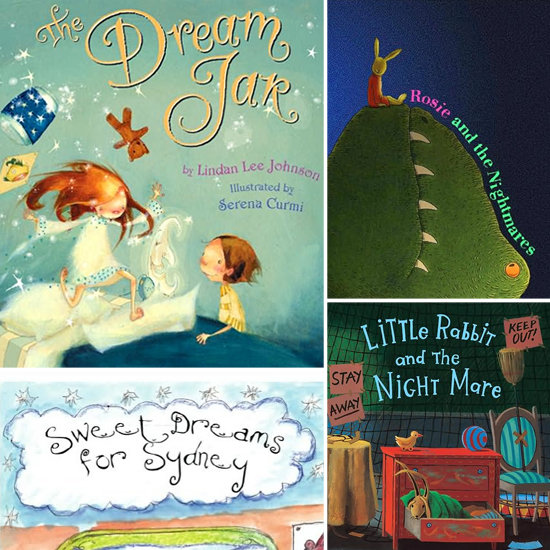 10 Fun and Helpful Stories For Kids With Nightmares