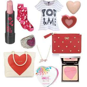 Last Minute Fashion and Beauty Finds for Valentine's Day