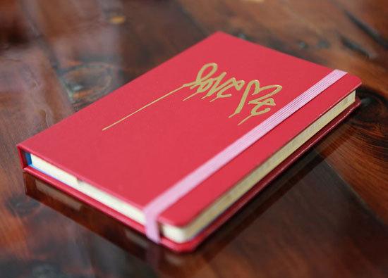 Love Me iPad 2 Case ($80)