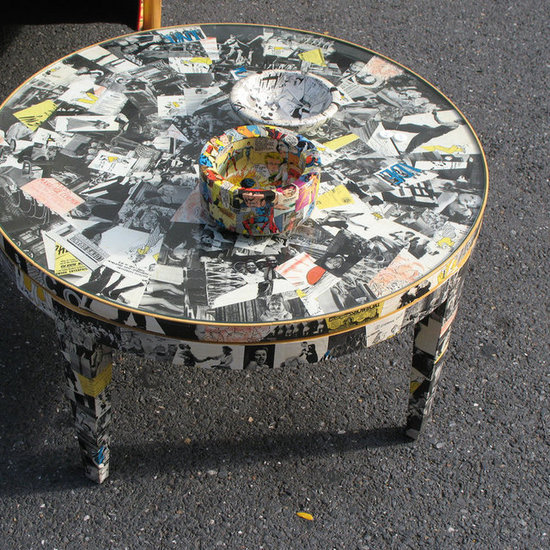 Decoupage Craft For Kids