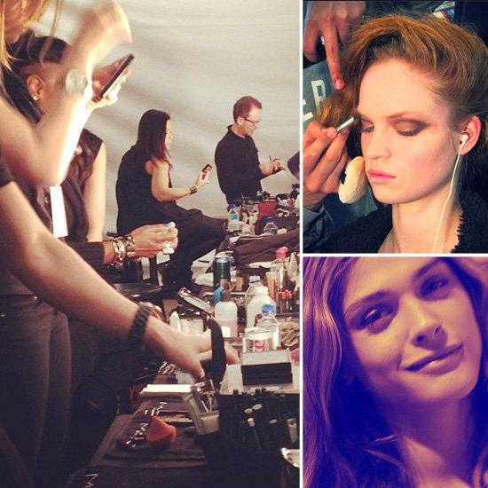 Fashion Week Instagram Pictures